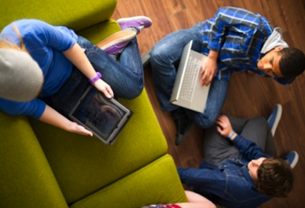 main image for blog post 'The Class: Living and Learning in the Digital Age'