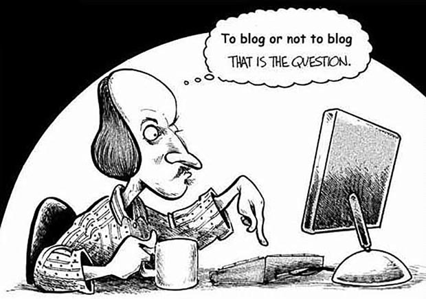 main image for blog post 'Blogging About English: Some Areas For Debate'
