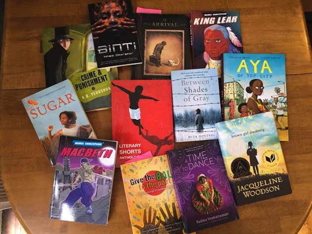 main image for blog post 'The Importance of Teaching Diverse Texts'