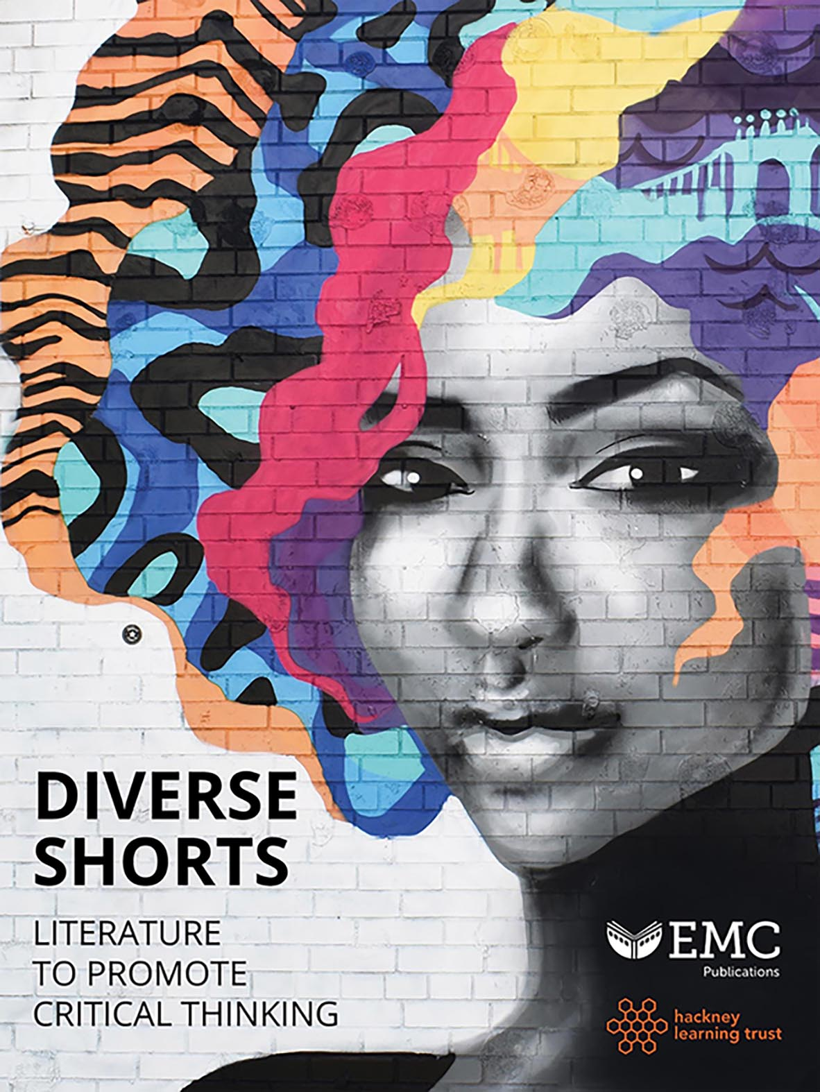 Cover image for Diverse Shorts (Print) with 'EMC-Free' Critical Literacy Cards