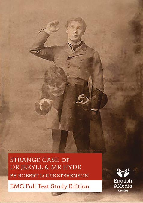 Cover image for Strange Case of Dr Jekyll & Mr Hyde: EMC Full Text Study Edition (Print)