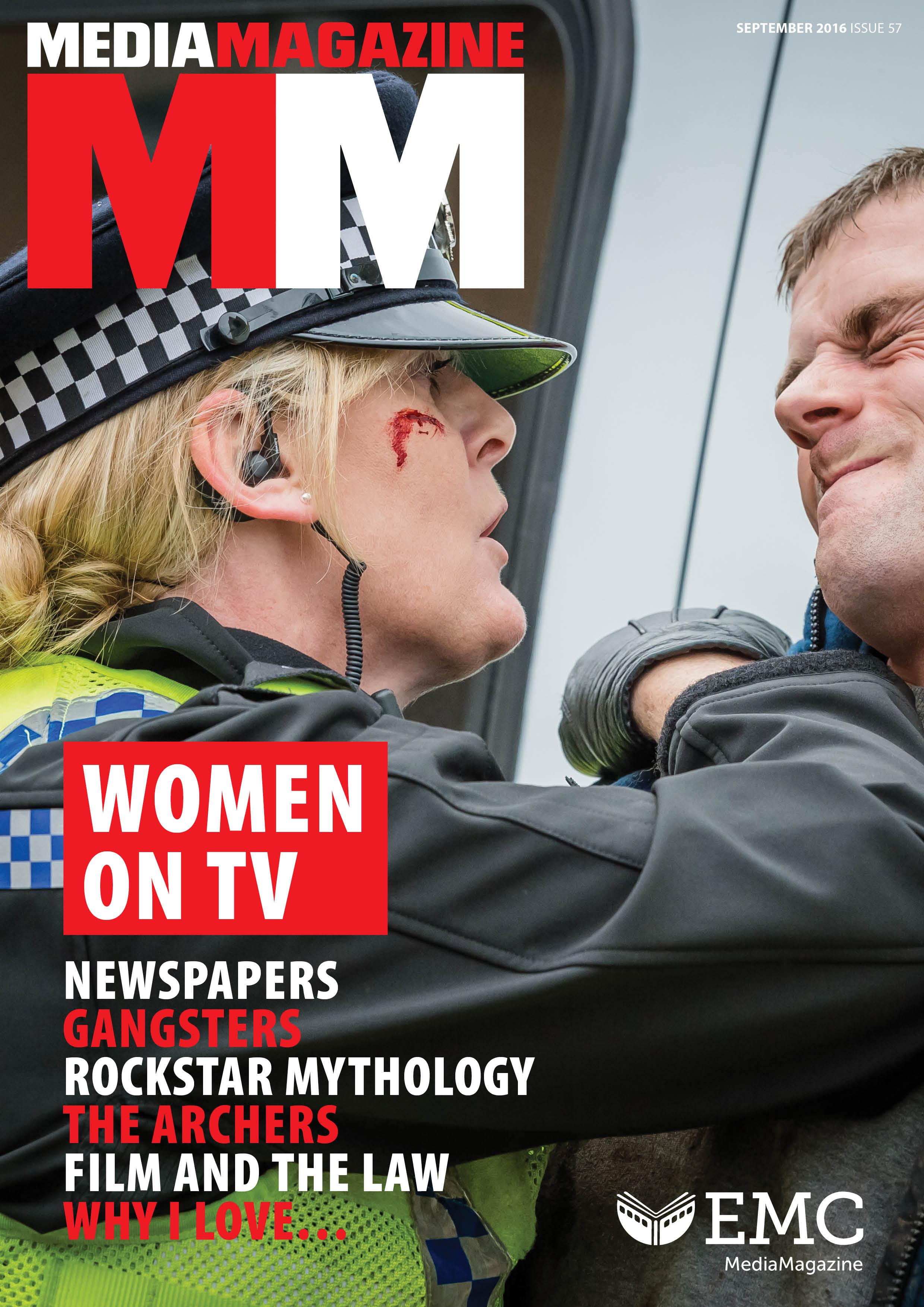 MediaMagazine 57 front cover