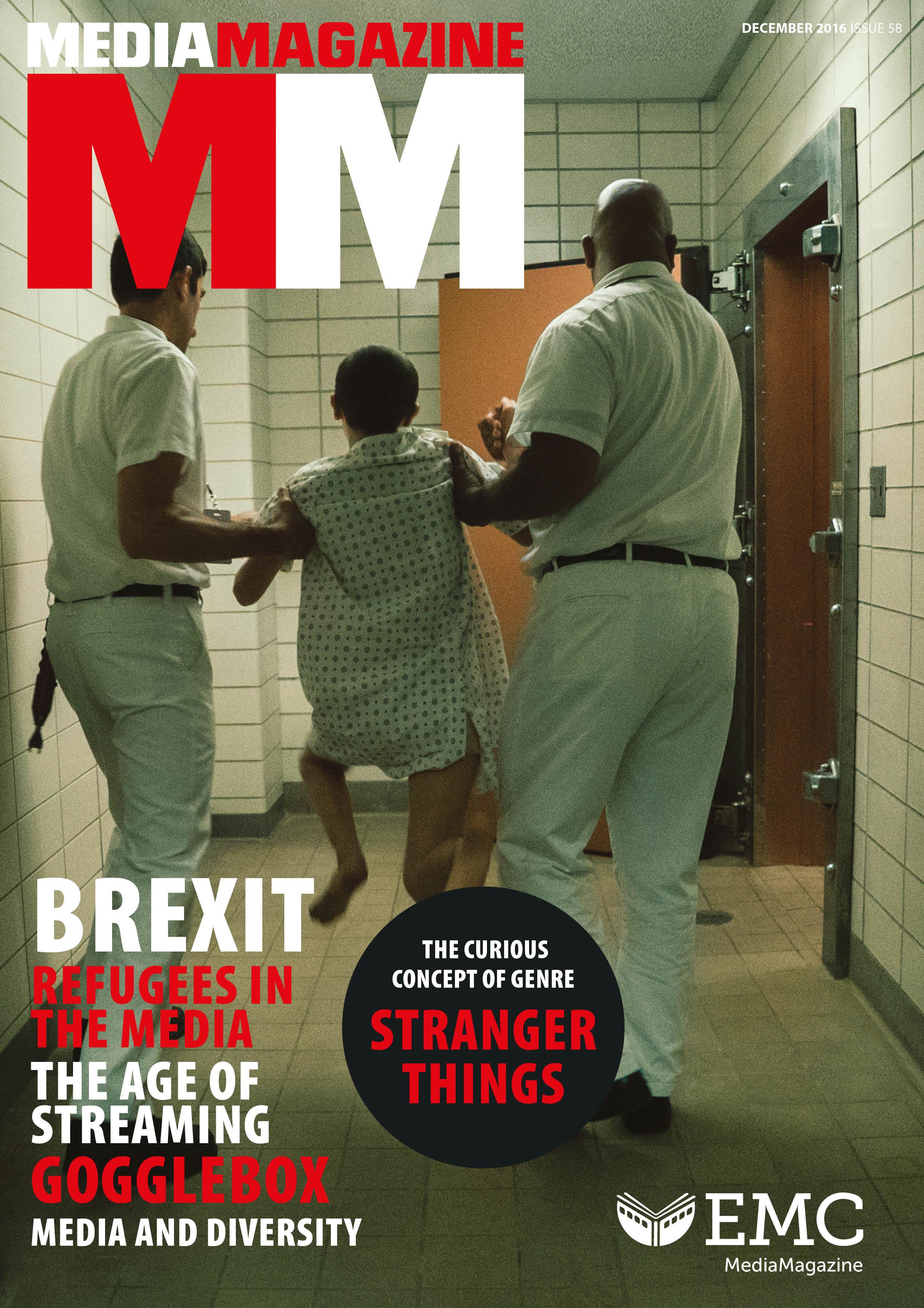 MediaMagazine 58 front cover