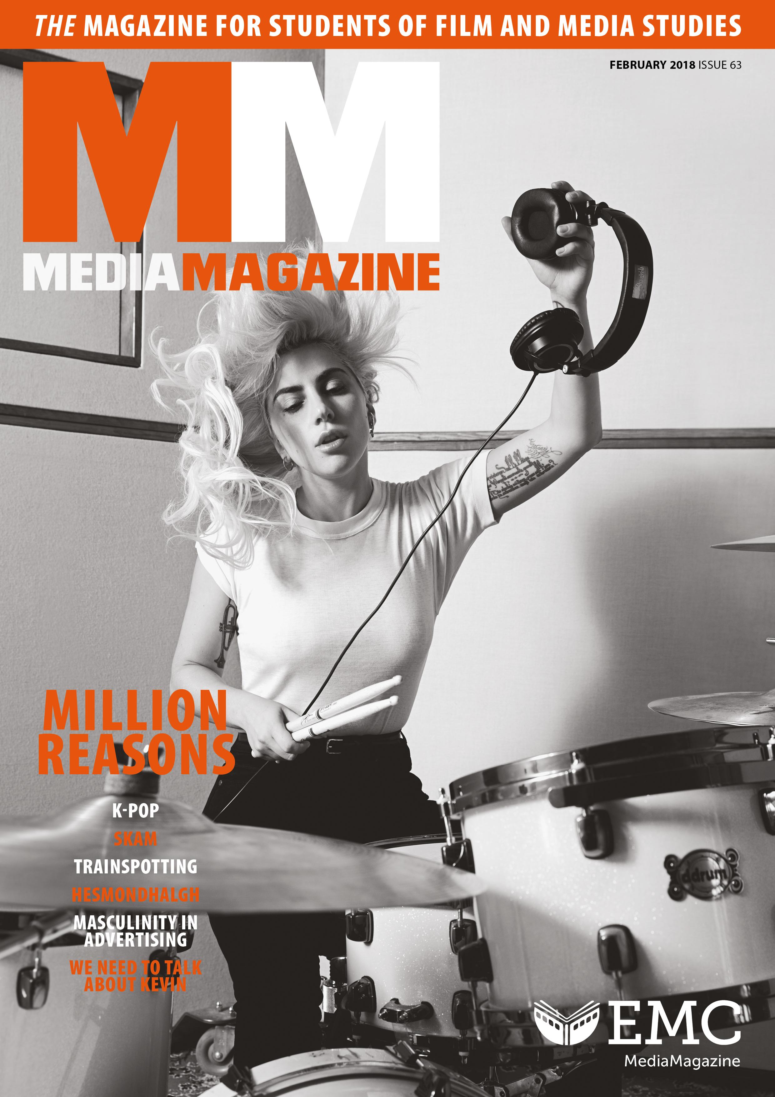 MediaMagazine 63 front cover