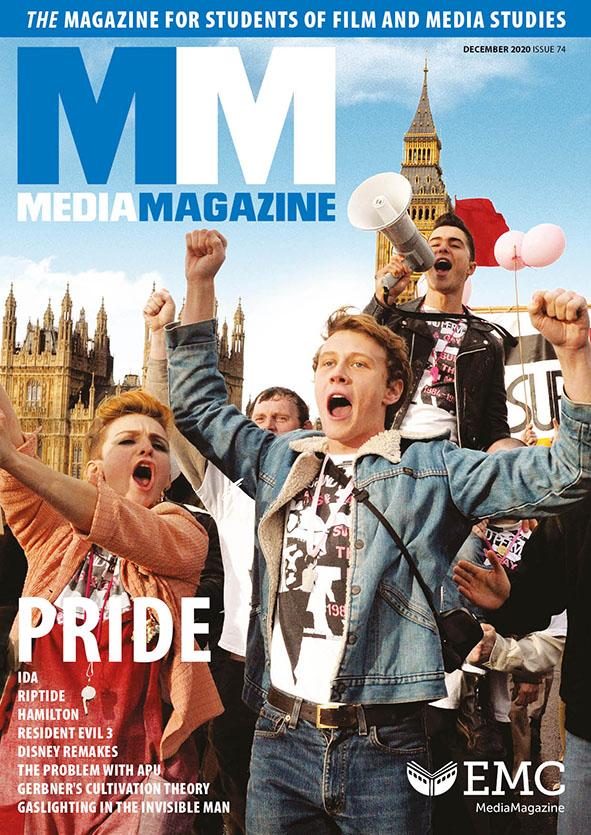 MediaMagazine 74 front cover