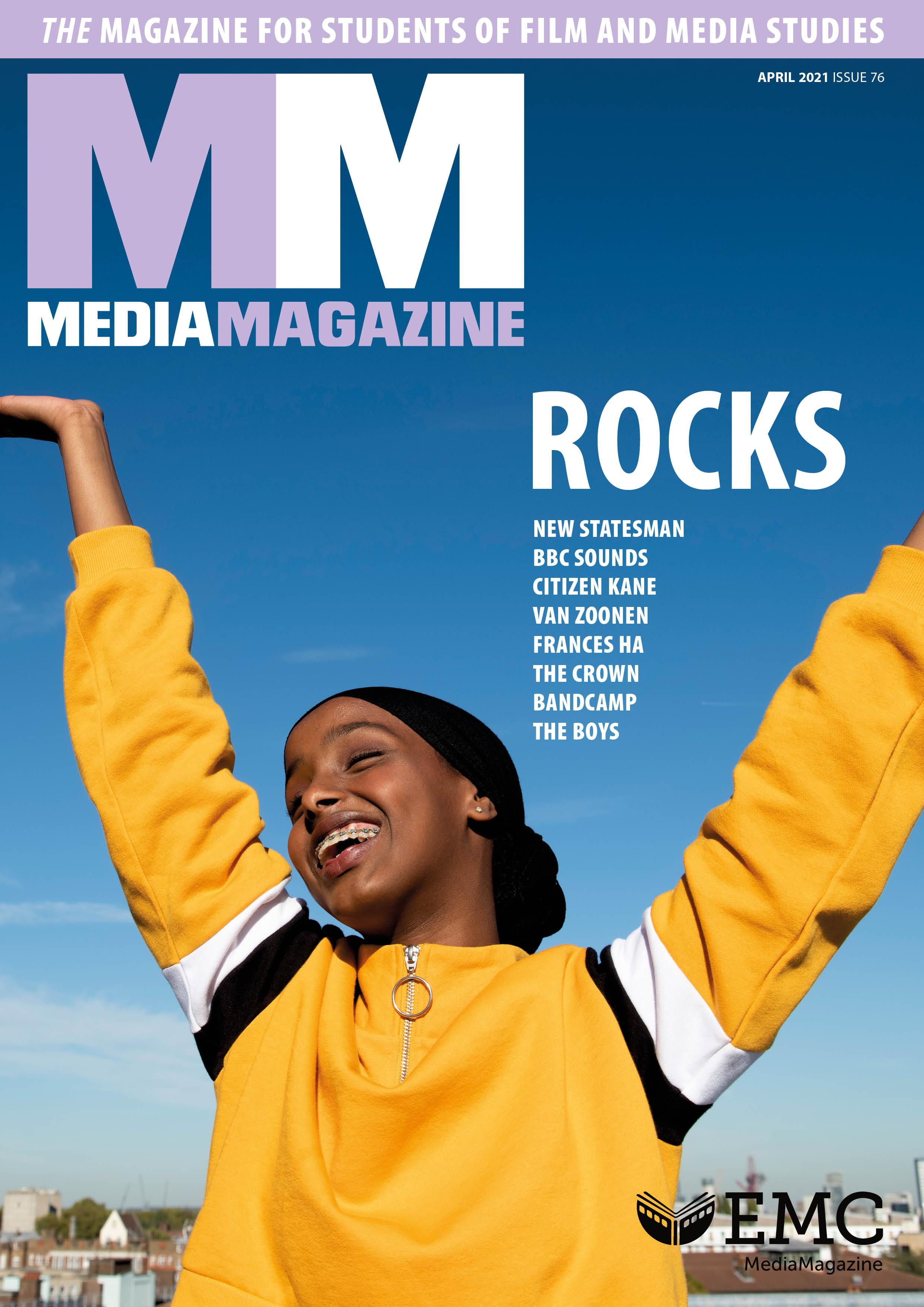 MediaMagazine 76 front cover