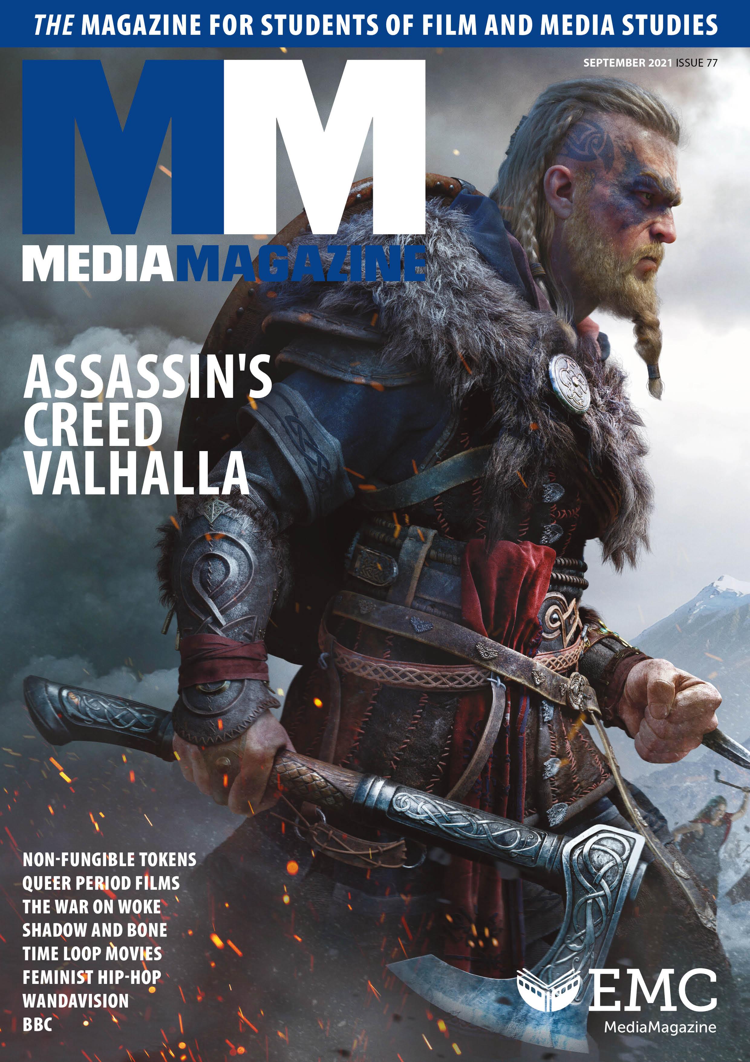 cover image for MediaMagazine