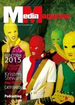 cover image for MediaMagazine 53
