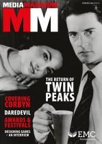 cover image for MediaMagazine 55