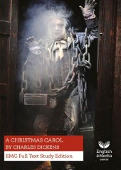A Christmas Carol: EMC Full Text Study Edition (Print) cover image