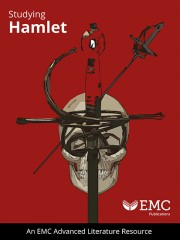 Studying Hamlet – EMC Advanced Literature Series (Print) cover image