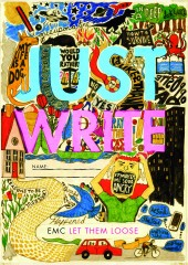 cover image for Just Write – EMC Let Them Loose (Print)