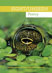 Sight/Unseen Poetry (Print) cover image