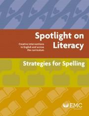 Spotlight on Literacy – Strategies for Spelling (EMC_Free) cover image