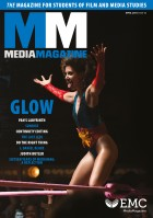 media magazine cover image