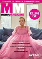 media magazine cover image