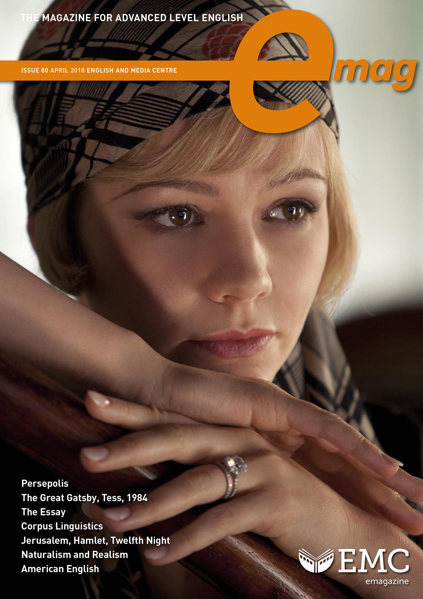 emagazine 80 front cover