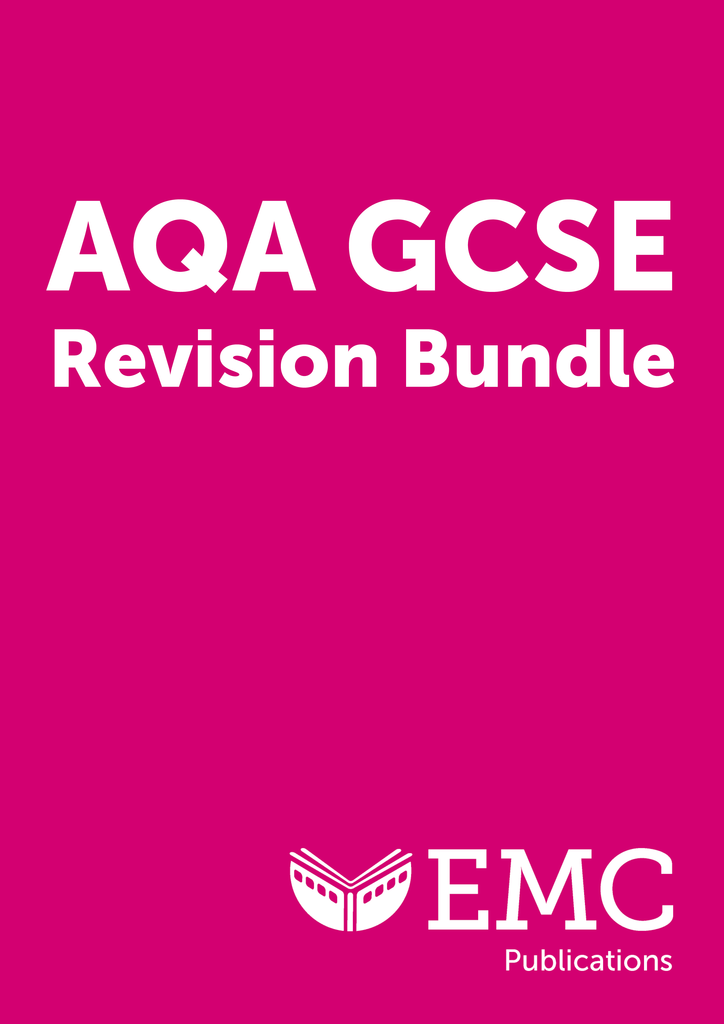 Cover image for The AQA Revision Bundle (Download)