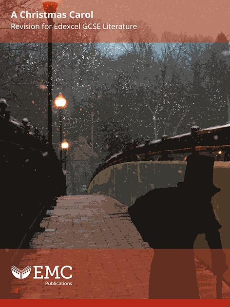 Cover image for A Christmas Carol – Revision for Edexcel GCSE Literature (Download) (EMC_Free)