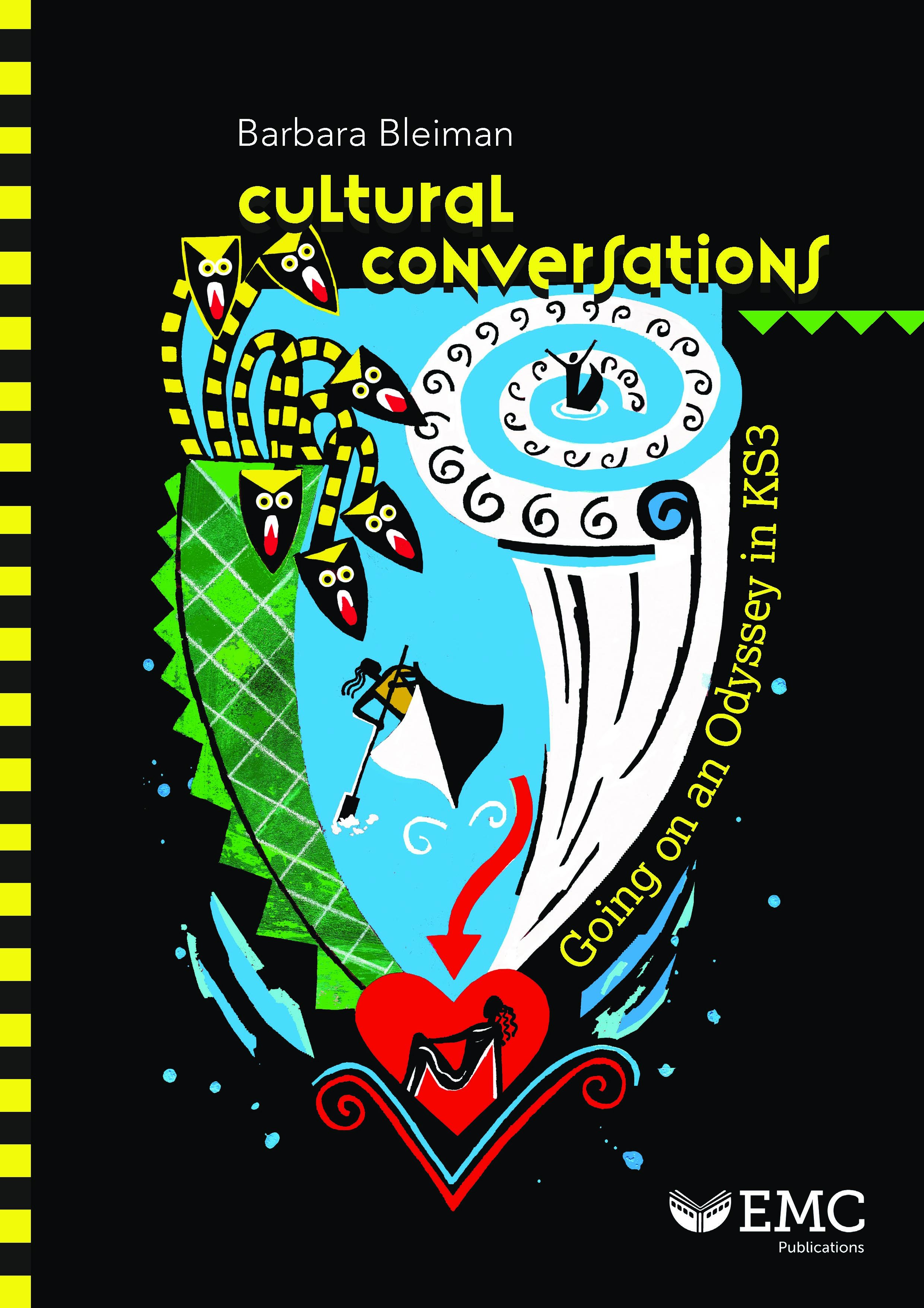 Cover image for Cultural Conversations: Going on an Odyssey at KS3 (Download)