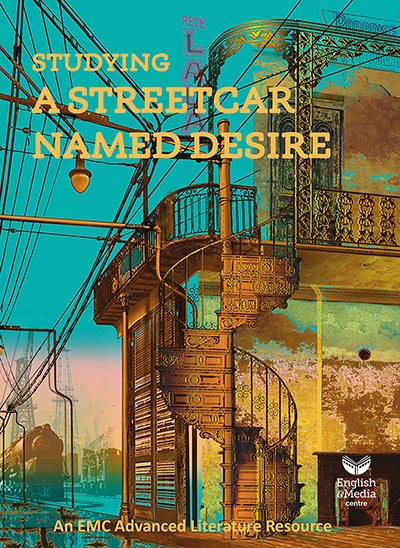 Cover image for Studying A Streetcar Named Desire (Print)
