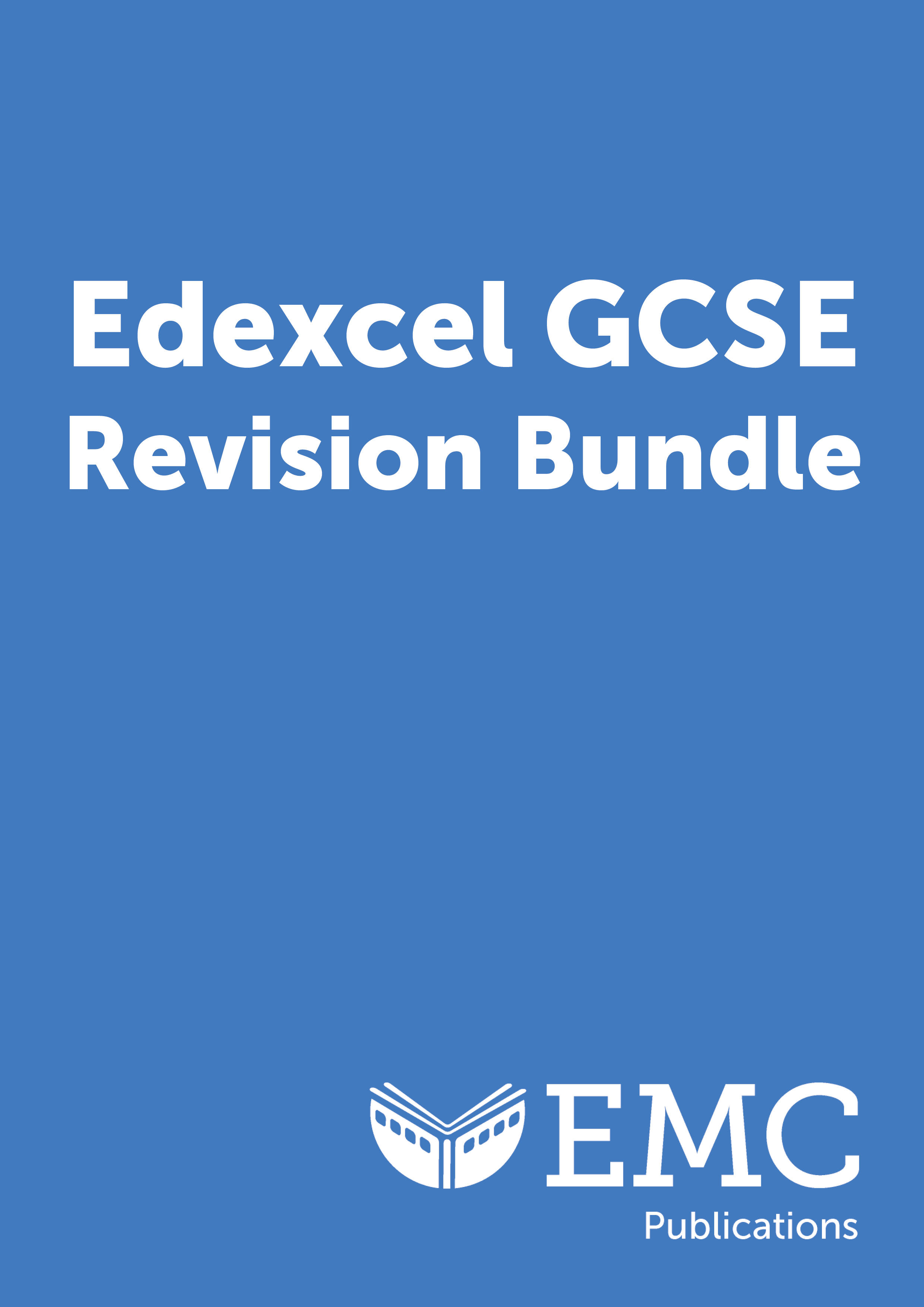 Cover image for The Edexcel Revision Bundle (Download)