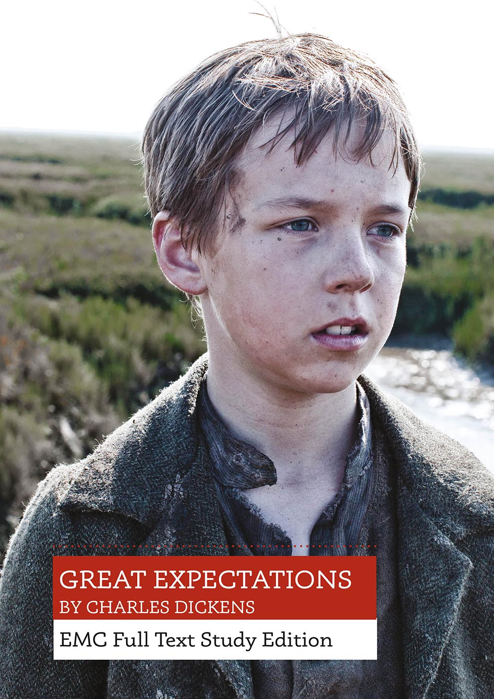 Cover image for Great Expectations: EMC Full Text  Study Edition (Print)