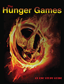 Cover image for The Hunger Games Study Guide (Print)