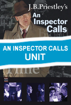 Cover image for An Inspector Calls Study Guide (Download)