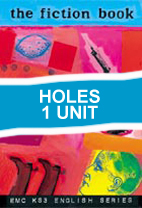 Cover image for Holes – KS3 Fiction (Download single unit)