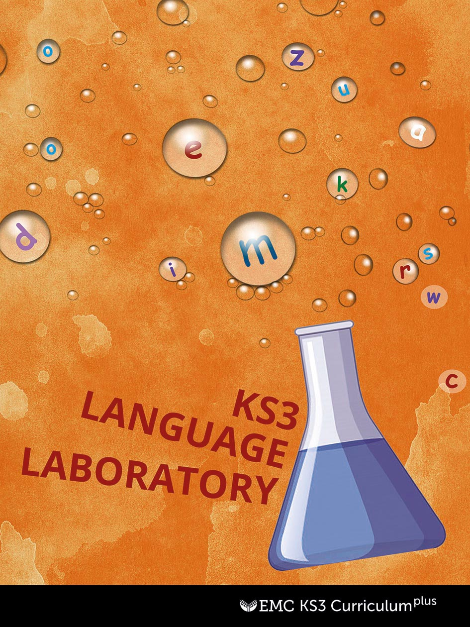 Cover image for KS3 Language Laboratory (Print)