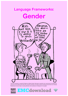 Cover image for Language Frameworks – Gender (Download)