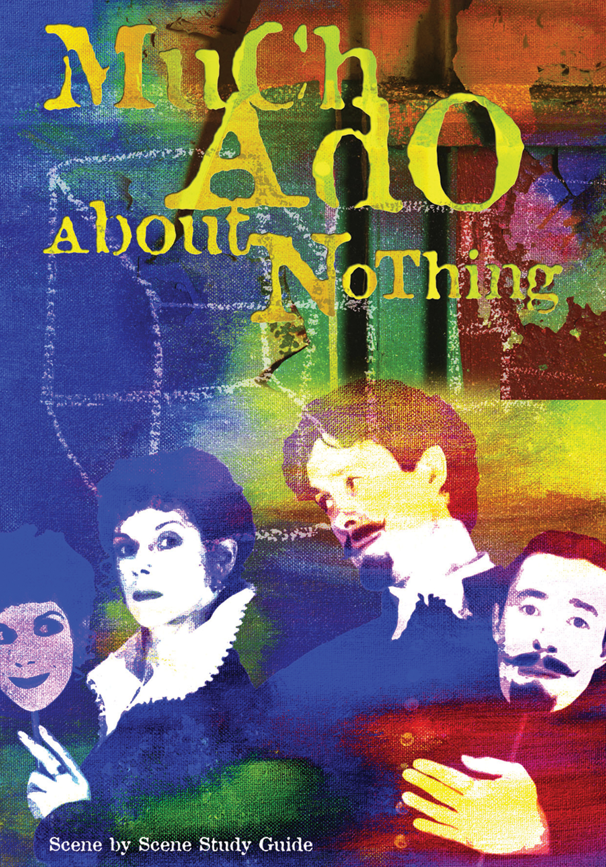 Cover image for Much Ado About Nothing Study Guide (Print)