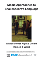 Cover image for Media Approaches to Shakespeare's Language (Download)