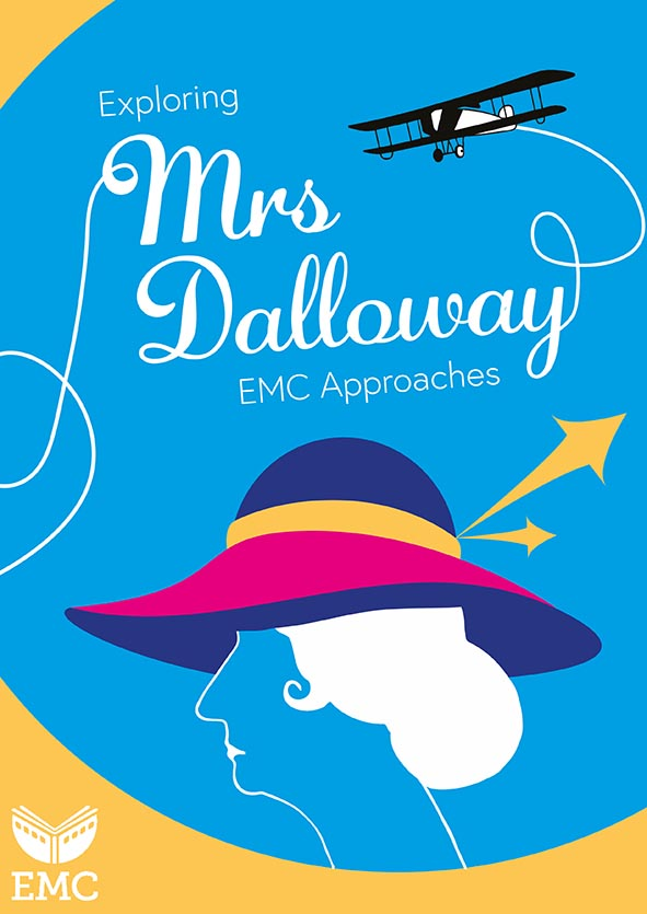 Cover image for Exploring Mrs Dalloway – EMC Approaches (Download)
