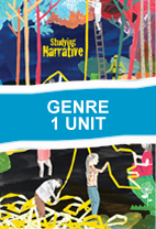 Cover image for Studying Narrative: Genre (Download single unit)