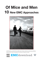 Cover image for Of Mice and Men 10 New EMC Approaches (Download)