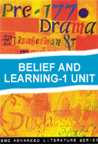 Cover image for Pre-1770 Drama: Belief & Learning (Download units)