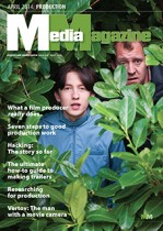 cover image for MediaMagazine 48