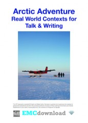 Arctic Adventure – Real World Contexts for Talk & Writing (Download) cover image