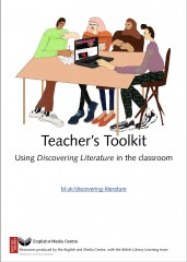 Discovering Literature – Teachers' Toolkit (Download) [EMC-Free] cover image