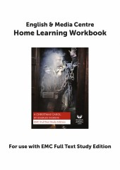 Home Learning Workbook – A Christmas Carol cover image