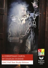 cover image for A Christmas Carol: EMC Full Text Study Edition (Print)