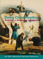 Doing Close Reading (Print) cover image