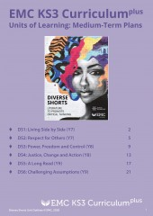 Diverse Shorts – Medium Term Planning (EMC_Free) (Download) cover image