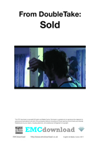 Sold –DoubleTake (Download single unit) cover image