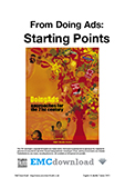 Doing Ads – Starting Points (Download) cover image