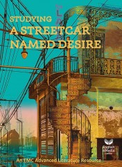 Studying A Streetcar Named Desire (Print) cover image