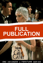 The Great Gatsby Study Guide (Download) cover image