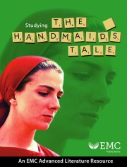 cover image for Studying The Handmaid's Tale (Print)